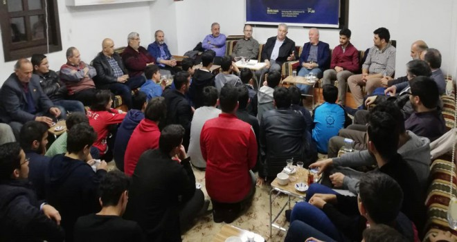 'Osmanlı'nın yardım geleneği sürdürülüyor'