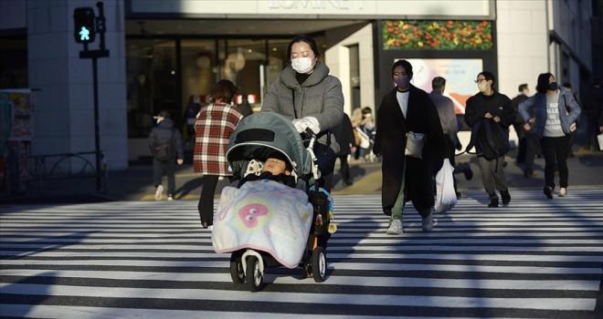 Japonya'da ayyuka çıktı