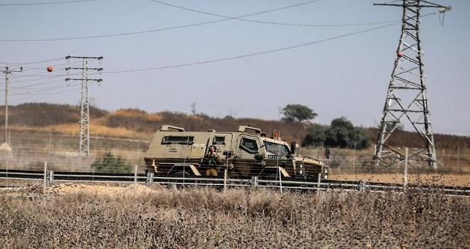 İsrail'den Gazze sınırına yeni savunma füzesi bataryaları
