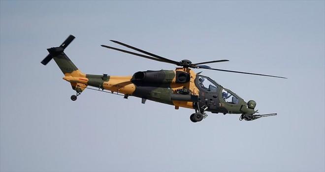 30 ATAK helikopteri için  imzalar atıldı
