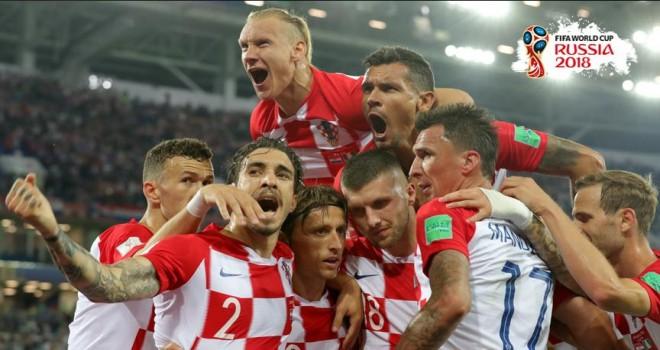 Hırvatistan galibiyetle başladı