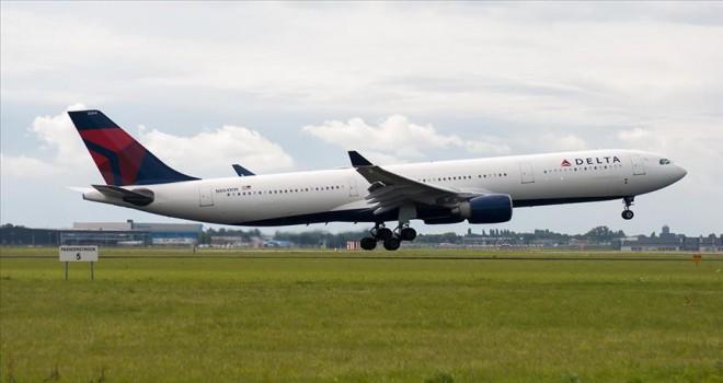 Delta Airlines 50 bin dolar ceza ödeyecek