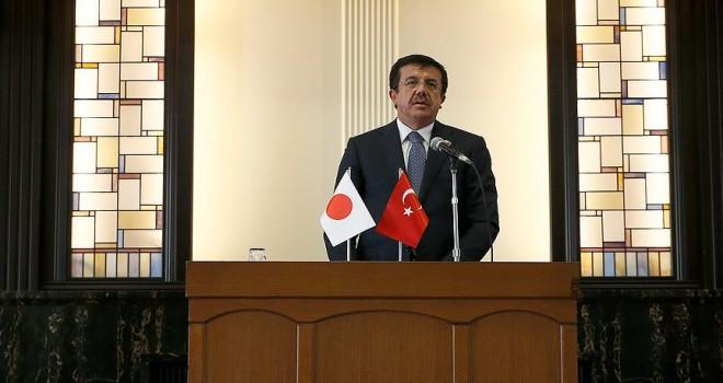 'Türkiye'de Japon firmalar için büyük fırsat var'