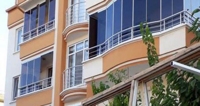 Cam balkonayoğun talep var