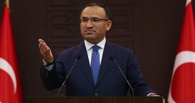 Başbakan Yardımcısı Bozdağ: Kifayetsiz siyasiler, Türkiye Yunanistan ilişkilerini bozmaya çalışıyor