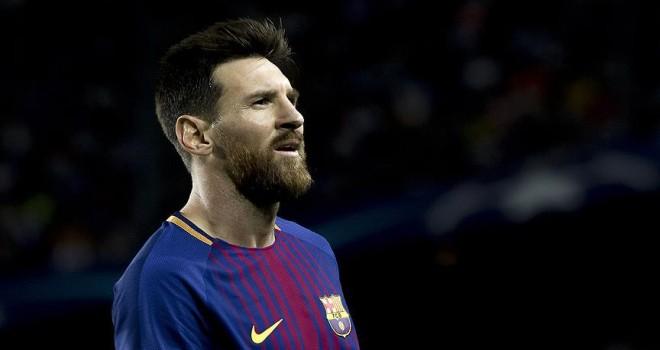 Messi Barcelona'yı yenilgiden kurtardı