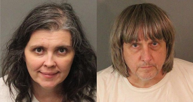 ABD'de çocuklarını rehin tuttuğu iddia edilen anne-baba yakalandı