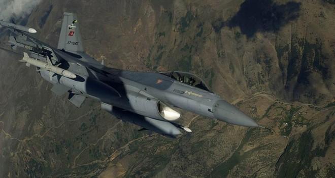 Irak'ın kuzeyinde 18 terörist etkisiz hale getirildi