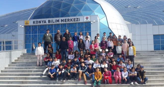 Konya'ya kültür gezisi