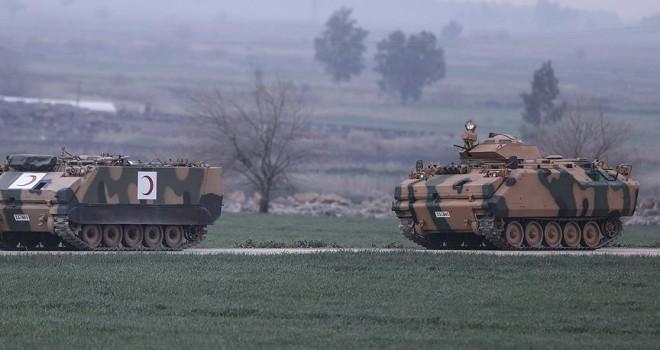 Zeytin Dalı Harekatı'nda bir asker şehit oldu