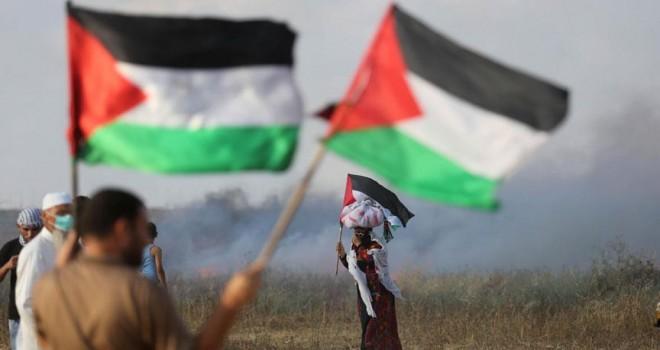 Filistinlilerden uluslararası koruma çağrısı