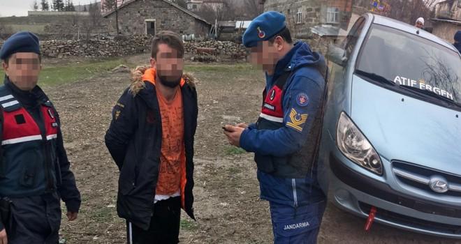 Antalya'daki cinayetinzanlısı Konya'da yakalandı