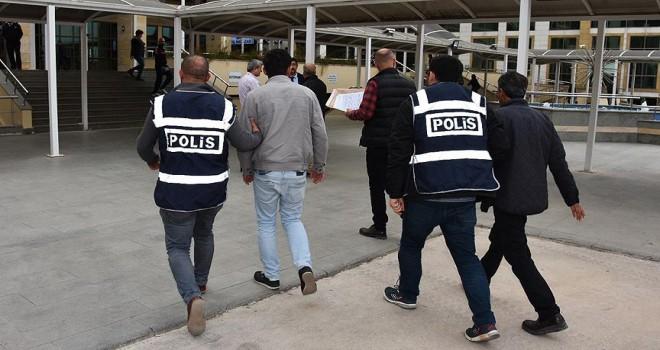 Aranan 1586 kişi yakalandı
