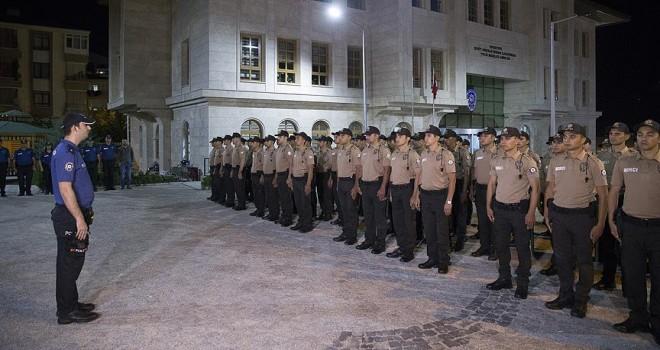 Ankara'da yeni bekçiler ilk düdüğü çaldı