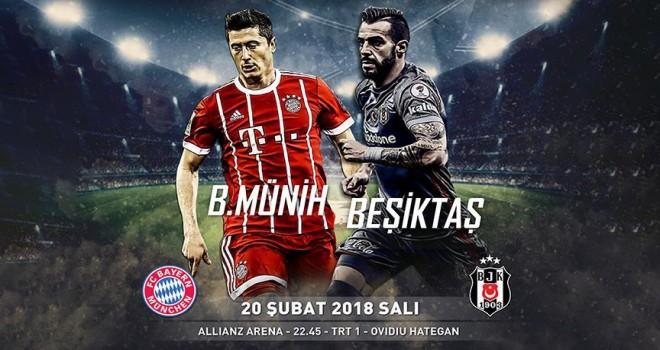 Beşiktaş Avrupa kupalarında 203. maçına çıkıyor