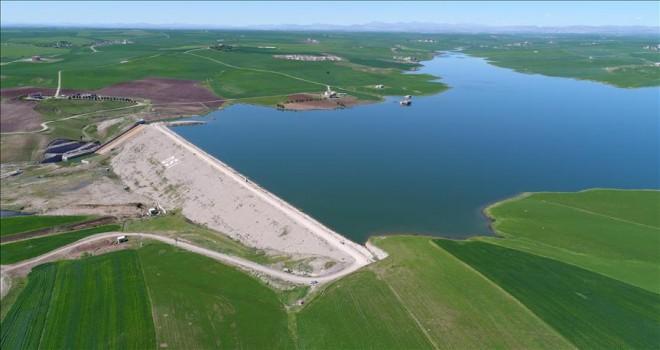 158 bin dekar arazi suya kavuşacak