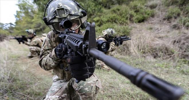 'TSK, DEAŞ terör örgütüyle göğüs göğüse savaşan tek ordu oldu'