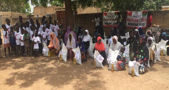 Burkina Faso'daRamazan bereketi