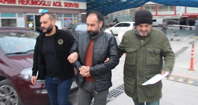 Terör propagandası yapanlara operasyon: 5 gözaltı