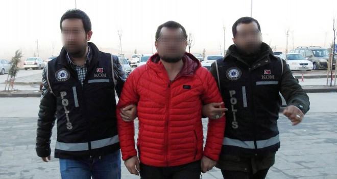 FETÖ operasyonunda 2 tutuklama