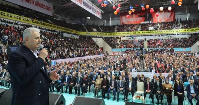 AK Parti Konya 6. Olağan İl Kongresi
