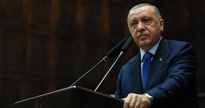 Erdoğan: Türkiye'yi karşısına almak pahasına teröristlerin hamiliğini yapanları unutmayacağız