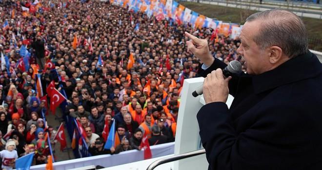 Cumhurbaşkanı Erdoğan:İnlerine kadar sıfırlayacağız bunları