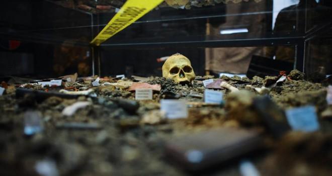 Bosna'daki savaşın acı hatırası Soykırım Müzesi'nde