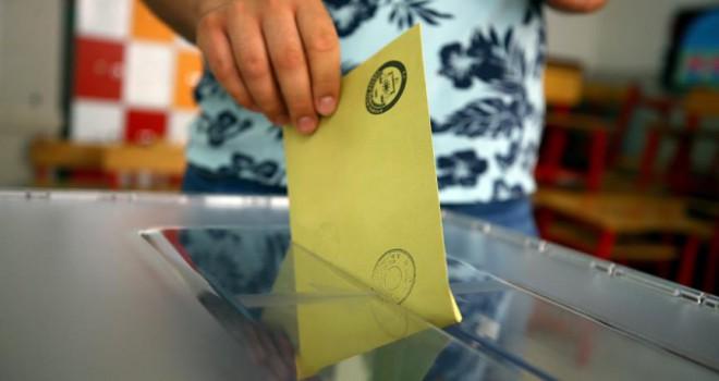 Türkiye yerel seçim atmosferine girdi