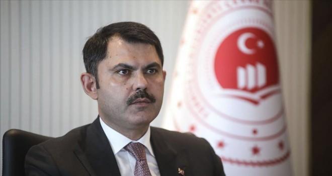 Çevre ve Şehircilik Bakanı Kurum: Kentsel dönüşüm seferberliğini kararlılıkla sürdürüyoruz