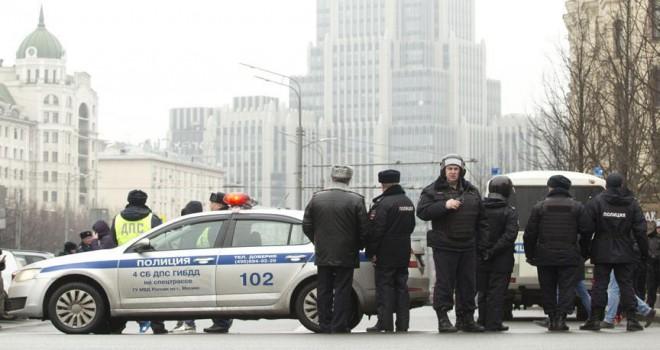 FSB binası yakınında patlama