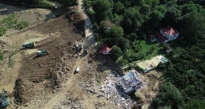 Bakan Kurum: Düzce'den 475 bina selden etkilenmiş durumda