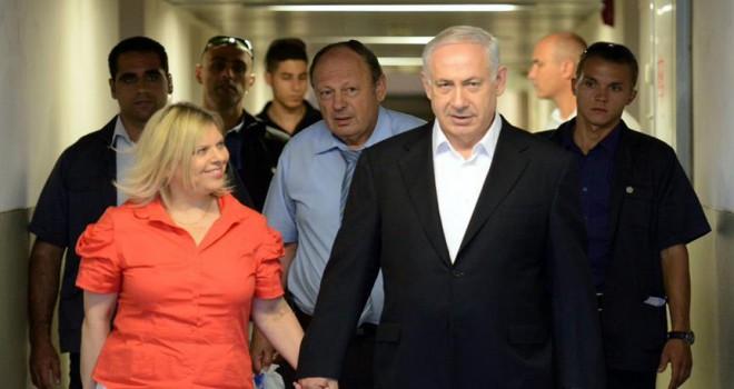 Netanyahu'nun eşi ve oğlunun rüşvet aldığı şüphesi