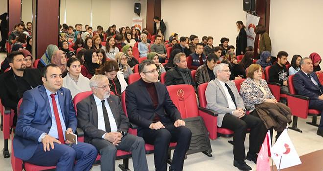 KGTÜ'de Kudüs konferansı