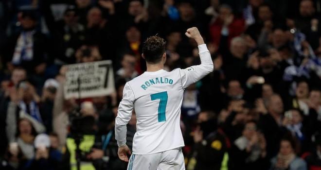 Real Madrid Ronaldo'ya güveniyor