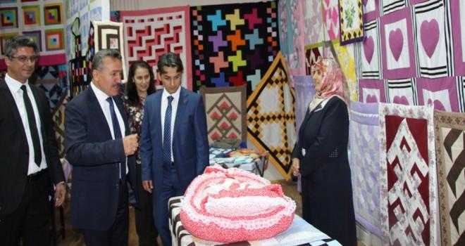 Seydişehir HEM'de yıl sonu sergisi