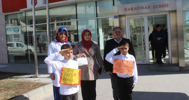 Büyükşehir'den Mehmetçiğe destek