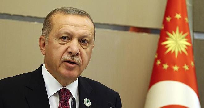 Erdoğan'dan 'Brunson' açıklaması