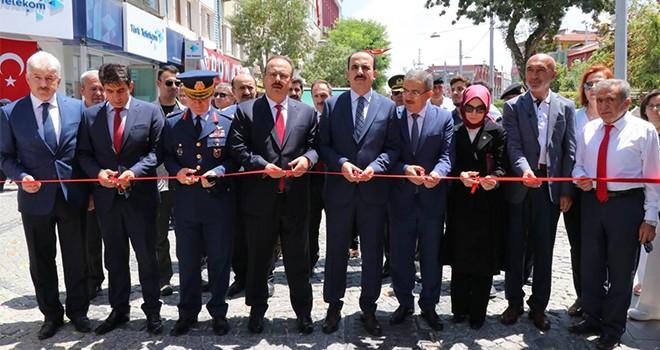 Konya'da 15  Temmuz anıldı