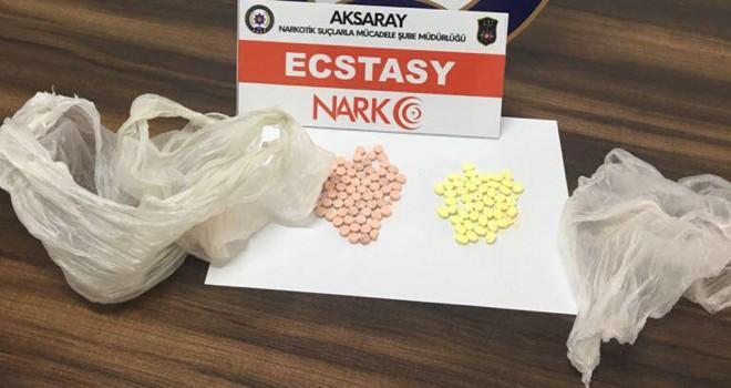 Aksaray'da zehiroperasyonu