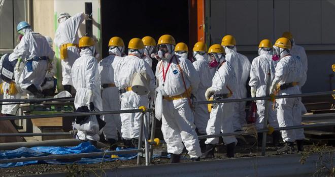 Fukuşima'da hasarlı reaktörlerdeki nükleer yakıt tasfiyesine başlandı