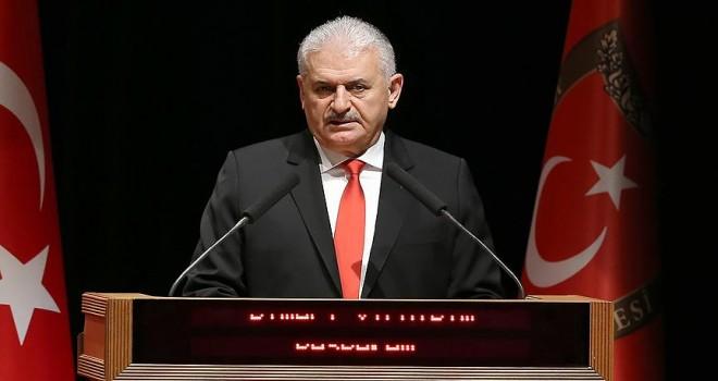 Başbakan Yıldırım: 81 milyon duasıyla Mehmetçiğin yanında