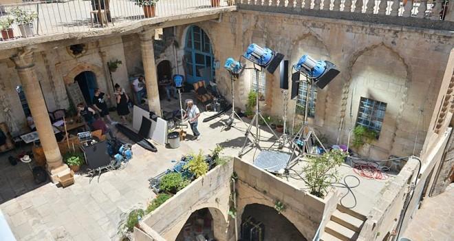 Tarihi şehir Mardin yapımcıların gözdesi oldu