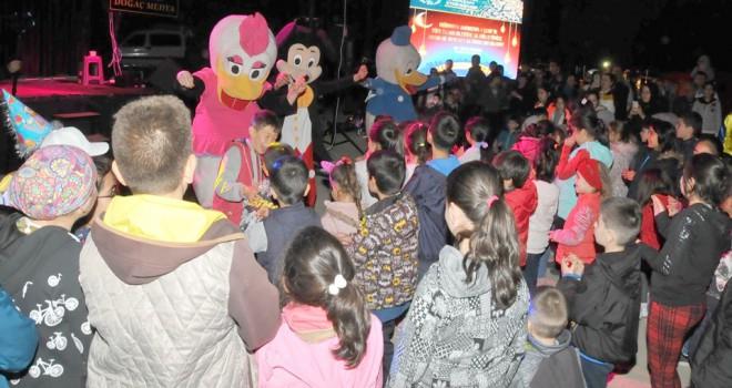 Akşehir'de Ramazan eğlence programı