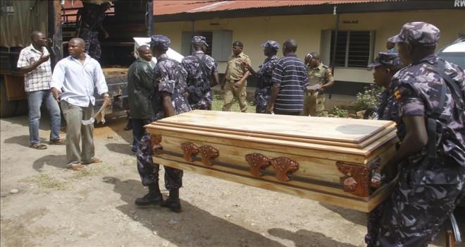 Uganda'da heyelan: 40 ölü