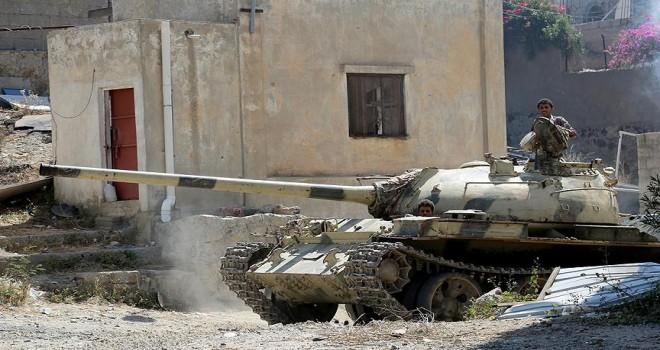 Husilerin kuşatması altındaki Taiz'i kurtarma operasyonu
