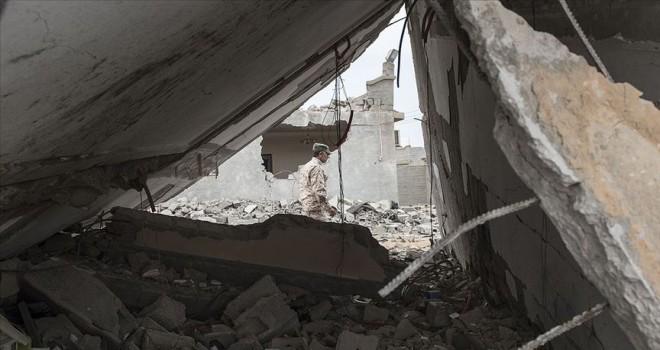 Libya'da Hafter saldırısında 5 çocuk hayatını kaybetti