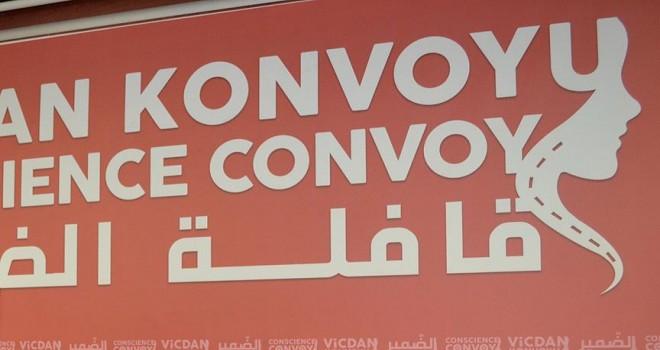 'Uluslararası Vicdan Konvoyu' yarın yola çıkacak