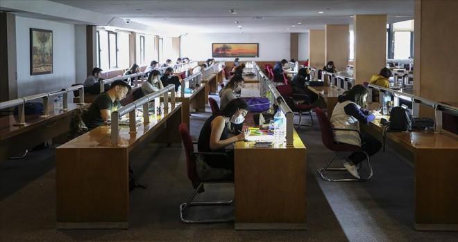 Milli Kütüphane kapılarını açtı