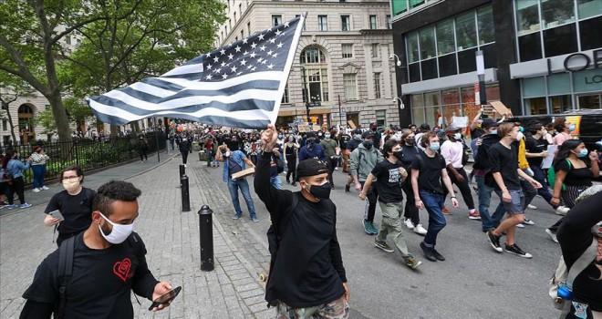 ABD'de protestolar durulmuyor